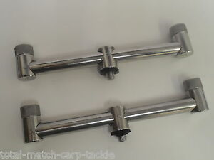 JAG Products 316 2 Rod Réglable En Acier Inoxydable Buzz Bar