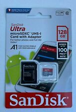 100MBs A1 U1 C10 Works with SanDisk SanDisk Ultra 128GB MicroSDXC Verified for LG Optimus Pad by SanFlash
