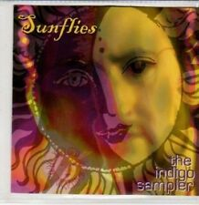 (DG334) Sunflies, The Indigo Sampler - 2006 DJ CD