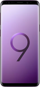Samsung-Galaxy-S9-G960F-Single-Sim-64GB-Lilac-Purple-TOP-Zustand