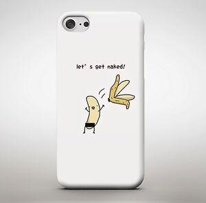 Details about Lets Get Naked Banana Peel Skin Funny Meme Rude Fruit Nude  Phone Case Cover