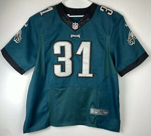 Details about Nike Mens NFL Philadelphia Eagles #31 Maxwell On Field Jersey Sz 48