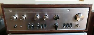 Luxman-L-504-Integrated-Transistor-Amplifier-serviced-35-WPC