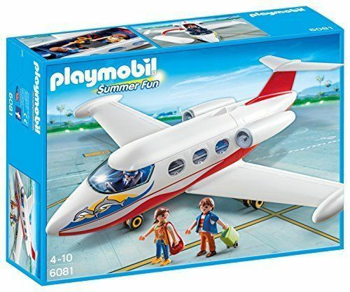 PLAYMOBIL 6081 Summer Fun Jet Plane NEW BOXED