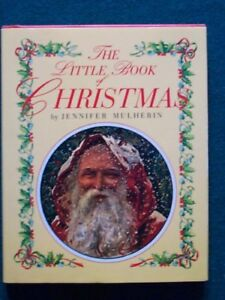 The Little Book of Christmas (Mini Christmas books) By Jennifer Mulherin