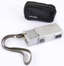 Minolta 16 No.919270 JAPAN mit Rokkor 1:2,8 F=22mm ! TOP& CLEAN condition A/B !