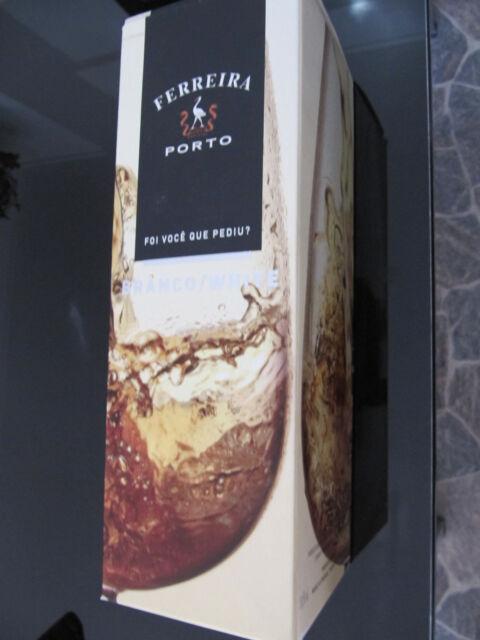 Ferreira Weiss White Branco Port Vine Wein Porto in GePa (15,80 € / Liter)
