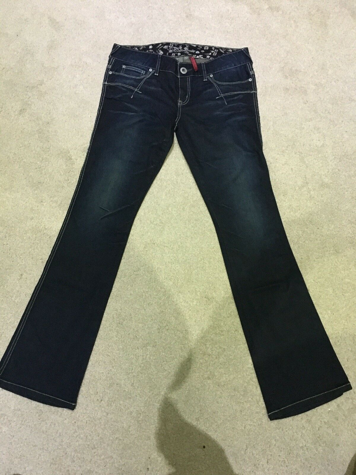 Ladies Guess Jean Size 31