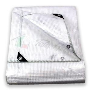 Telo-antistrappo-occhiellato-retinato-trasparente-impermeabile-multiuso-13misure