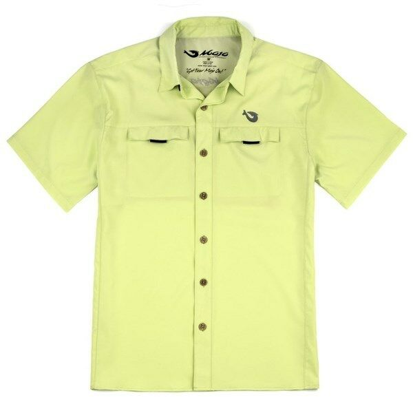 Mr. Big Short Sleeve Shirt - Mint - Large