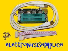 programmatore USB K150 microchip pic micro con cavo usb (E260)