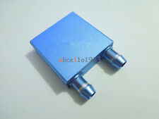 40x40x12mm Aluminum Water Cooling Cooler Heatsink For CPU LED TEC1-12706  22K