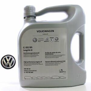 Original-VW-Skoda-Motoroel-5W30-50400-50700-LongLife-III-1L-7-G052195M4-5