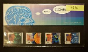 GB STAMPS Medical Discoveries 1994   PP251   MNH   LK - Dundee, Dundee (City of), United Kingdom - GB STAMPS Medical Discoveries 1994   PP251   MNH   LK - Dundee, Dundee (City of), United Kingdom