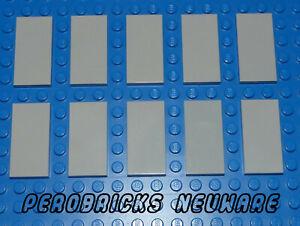 Lego Technik Technic 10 x Steine//Fliesen 1x8 weiss #4162 NEU
