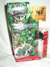 Transformers Action Figure AOE Deluxe Power Punch Crosshairs 6 inch