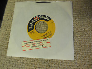 JIMMY-MCGRIFF-the-swingin-shepherd-blues-tennessee-waltz-SOLID-STATE-45