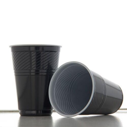 Flo automatenbecher isotérmica 100 STK negro plástico-vaso 180ml