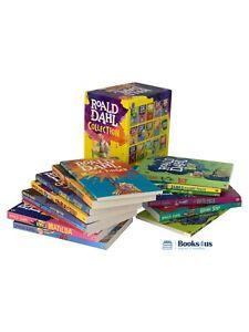 Roald-Dahl-15-Books-Box-Set-Collection-Matilda-Going-Solo