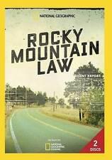 Rocky Mountain Law - 2 DISC SET (2015, DVD New)
