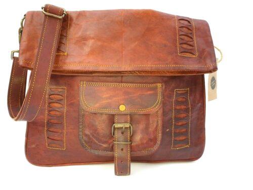Goat Leather Detailed Handbag Handcrafted