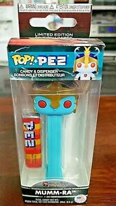 SET OF 2 PEZ Dispensers Funko POP - New Thundercats Lion-O /& Mumm-Ra