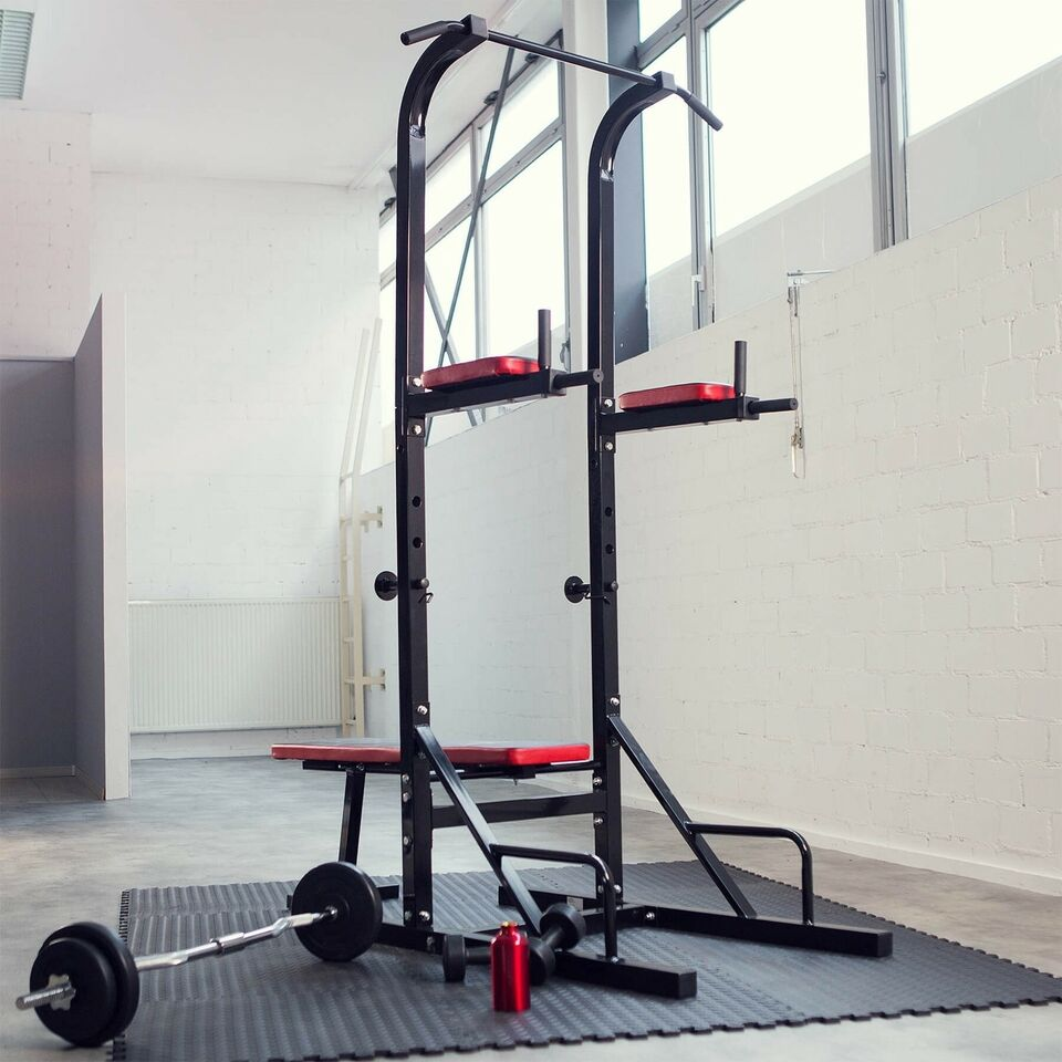 Andet, Multimaskine styrketræning dipstation