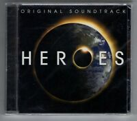 Heroes Cd Original Soundtrack - Various Artists - 18 Tracks