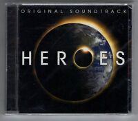 Heroes Cd Original Soundtrack