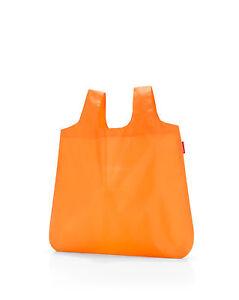 Reisenthel-Mini-Maxi-Shopper-Sac-Cabas-Sac-Orange