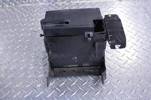 96 suzuki vs 800 intruder battery box container holder. Black Bedroom Furniture Sets. Home Design Ideas