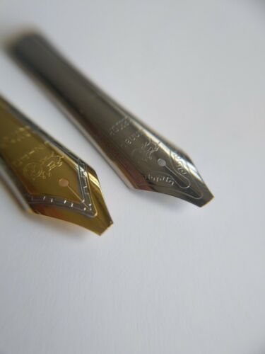 JINHAO SIZE 6 ITALIC CUSTOM GRIND NIB 0.7//1.1//1.5//1.9//2.5//2.9mm STUB BROAD FEED