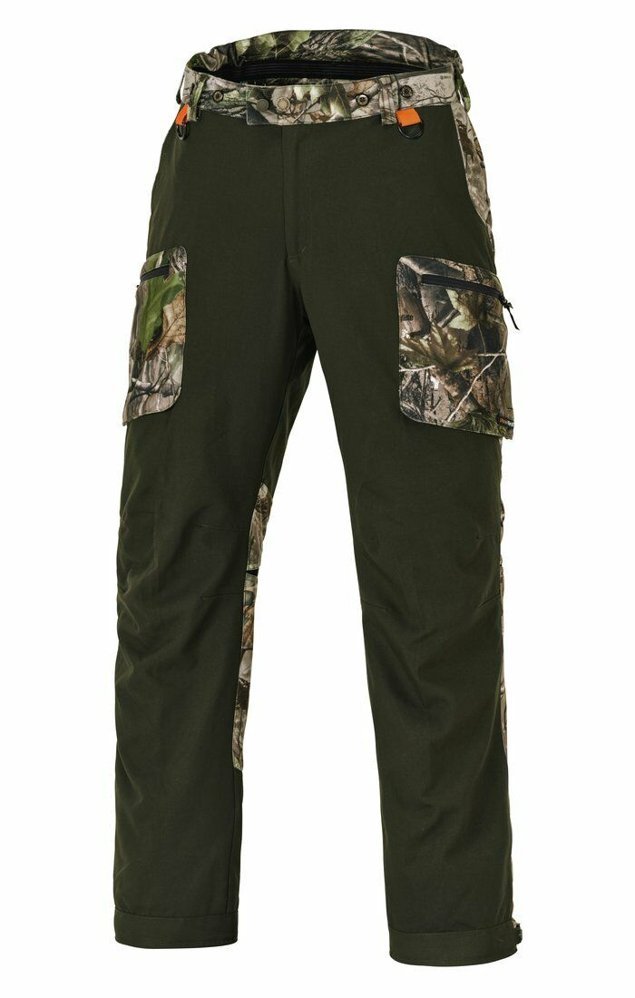 Pinewood Wolf waterproof hunter   outdoorsman trousers NEW & measured - RealTree