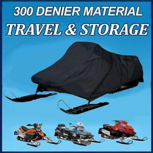 Storage Snowmobile Cover for Polaris XCR 600 SP 1996 1997