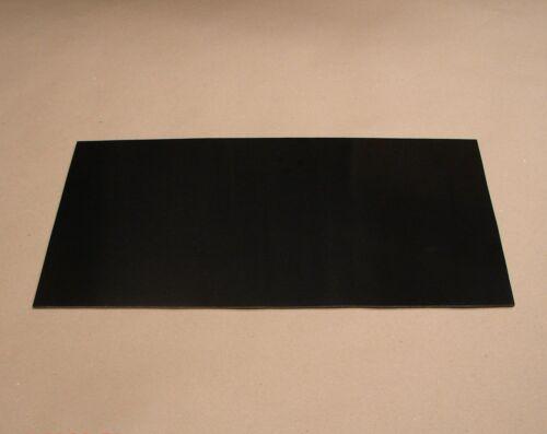 1,5 mm FR4 GFK Platte Glashartgewebe ca. 540 x 240 mm schwarz