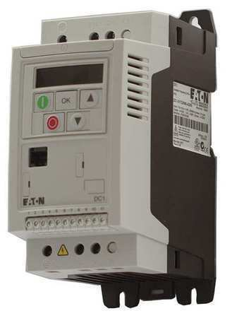 2 HP Variable Frequency Drive 380-480V Cutler-Hammer EATON DC1-344D1NN-A20CE1