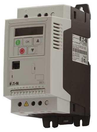2 HP Variable Frequency Drive 380-480V Cutler-Hammer EATON DC1-344D1NN-A20CE1