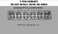 NEW FORD 4.9 300 HSC F150 TRUCK VAN EFI CAST IRON CYLINDER HEAD 87-96