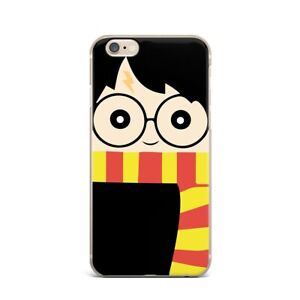 Cute Harry Potter Iphone 6s 7 8 Plus Rubber Case Iphone Xr Xs Max X Snap Case Ebay