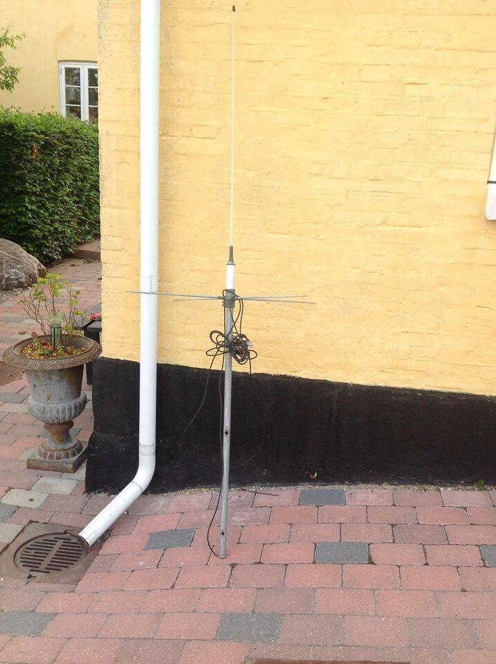 Båd antenne til radio