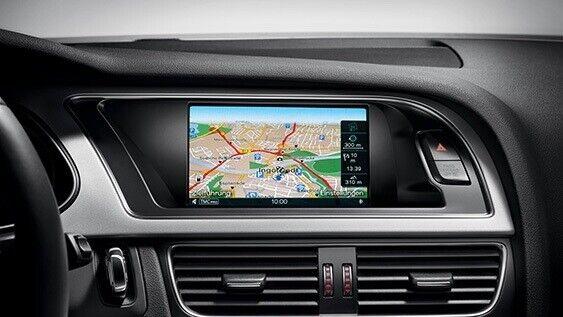 Software/kort, Audi MMI 2G 2018 Europa