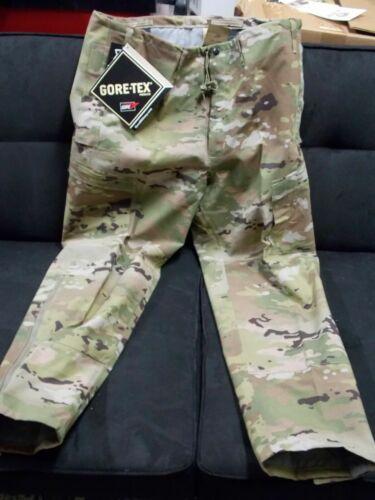 NEW ARMY OCP GORE-TEX EWOL TROUSER SCORPION MEDIUM//REGULAR FLAME RESISTANT PANTS