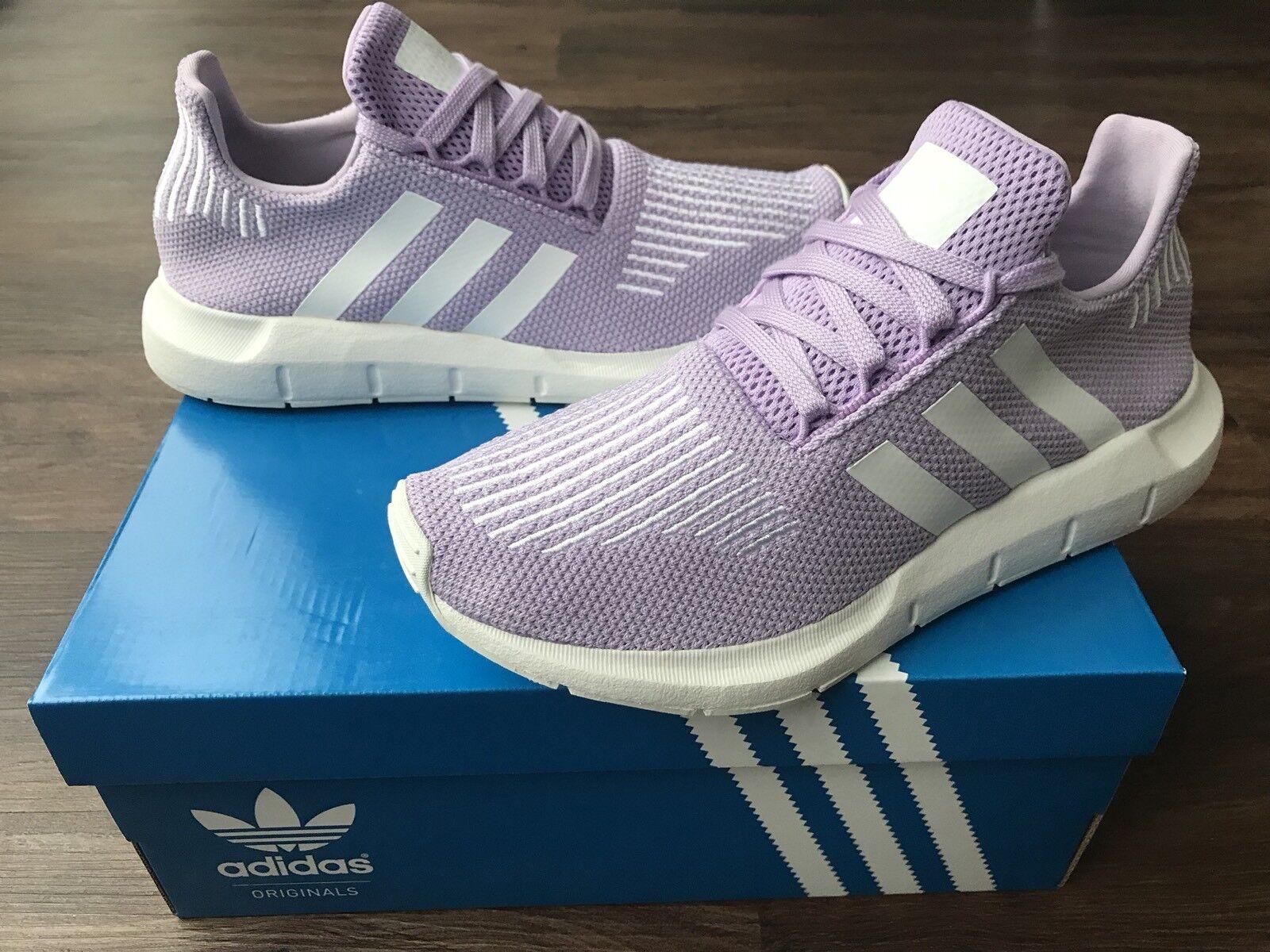 Adidas Mujer Swift Ejecutar Entrenadores, púrpuraPara Mujer Adidas Talla 5.5 0ed279