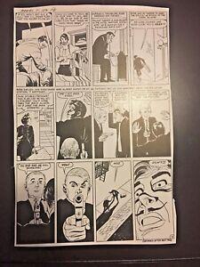 Marvel-Tales-039-49-Atlas-159-Original-Production-Art-Proof-Page-8-Bernie-Krigstein