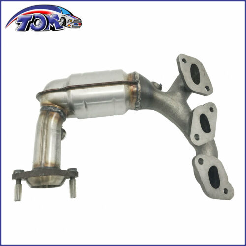 FRONT EXHAUST MANIFOLD W// CATALYTIC CONVERTER FOR ESCAPE TRIBUTE MARINER 3.0L V6