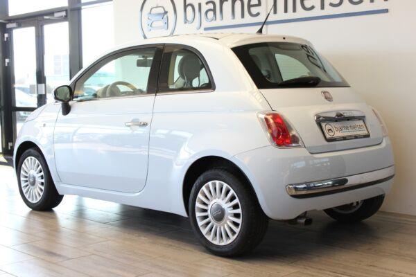 Fiat 500 1,2 Lounge - billede 2