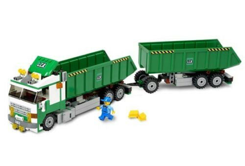 Lego City Heavy Hauler New Sealed Free Shipping 7998