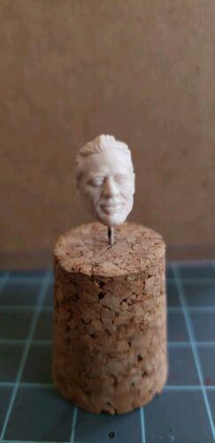 The walking dead Negan 1:18 Scale 3.75 custom gi joe acide rain head