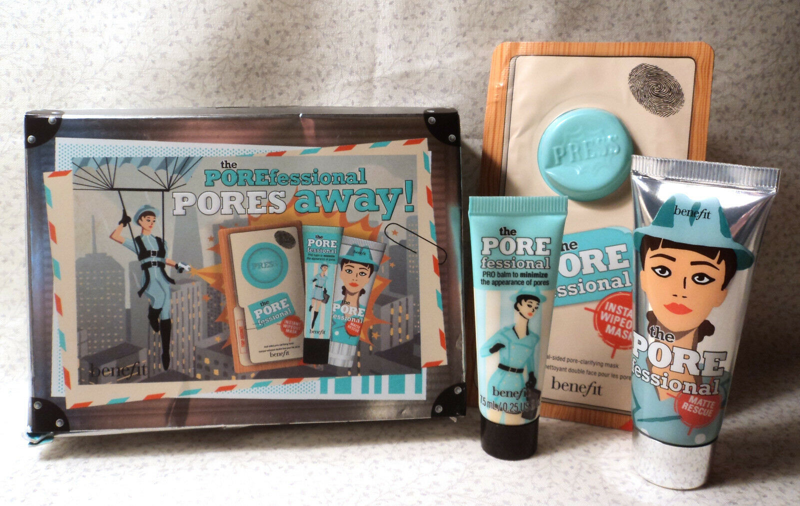 Benefit The Porefessional Pores Away Set 3 Pc Pore Minimizer Gift Ebay Operation Proof Kit Norton Secured Powered By Verisign