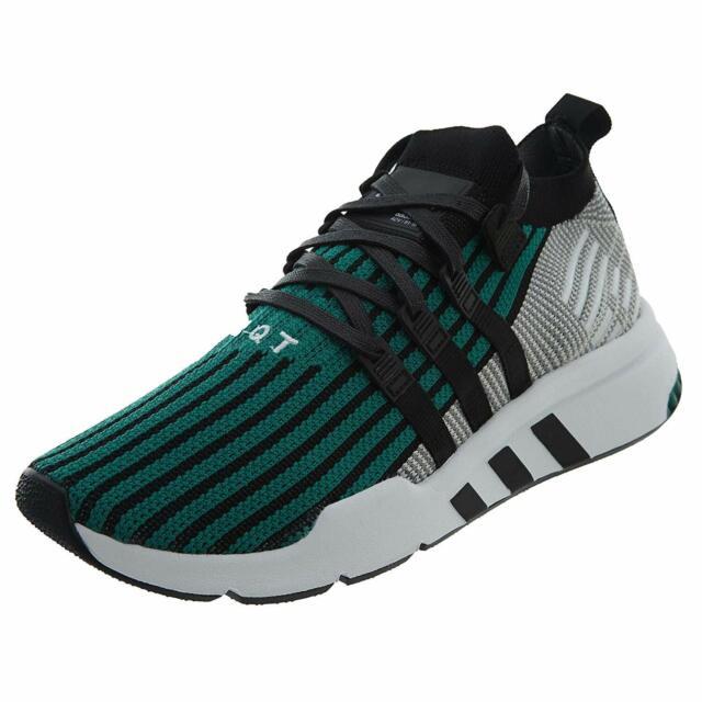 brand new c1606 e04d3 adidas Originals Mens EQT Support Mid Adv Primeknit Running Shoes CQ2998